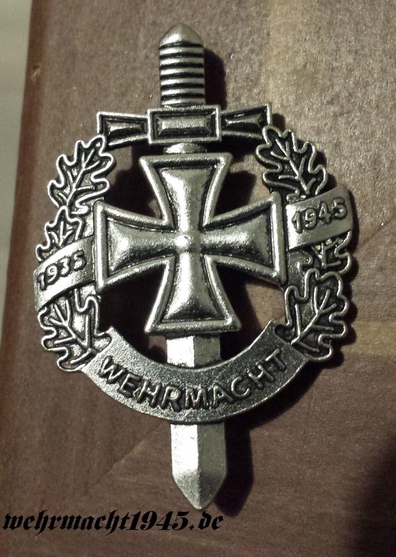 Wehrmacht 1939-1945 - Anstecker