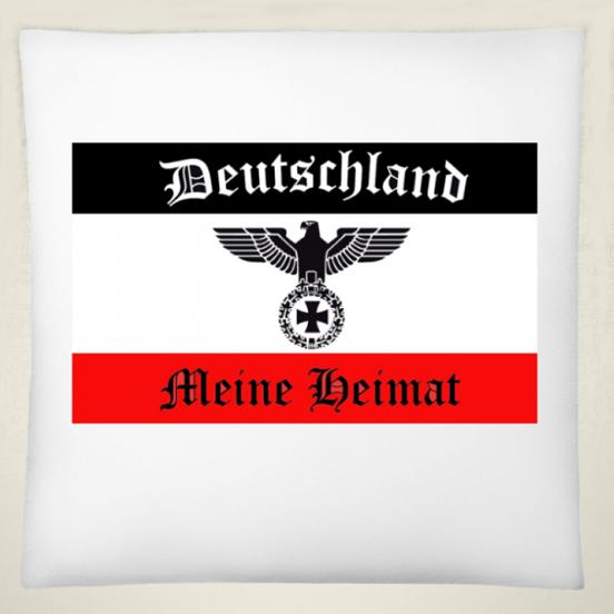 Deutschland - Meine Heimat - Kissen
