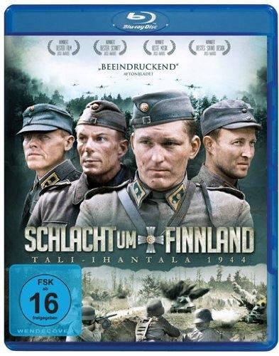Schlacht um Finnland - Tali-Ihantala 1944[Blu-ray]