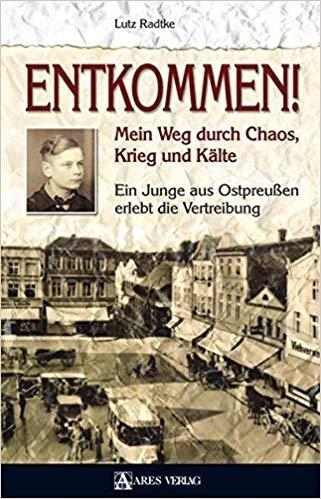 Entkommen - Mein Weg durch Chaos Krieg und Kälte - Buch