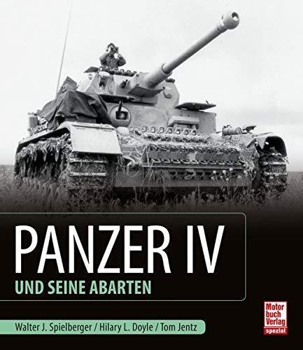 Panzer IV und seine Abarten - Gebundenes Buch