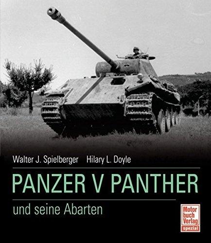 Panzer V Panther und seine Abarten Gebundenes Buch
