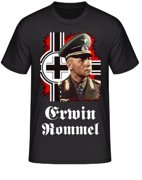 Erwin Rommel Balkenkreuz T-Shirt
