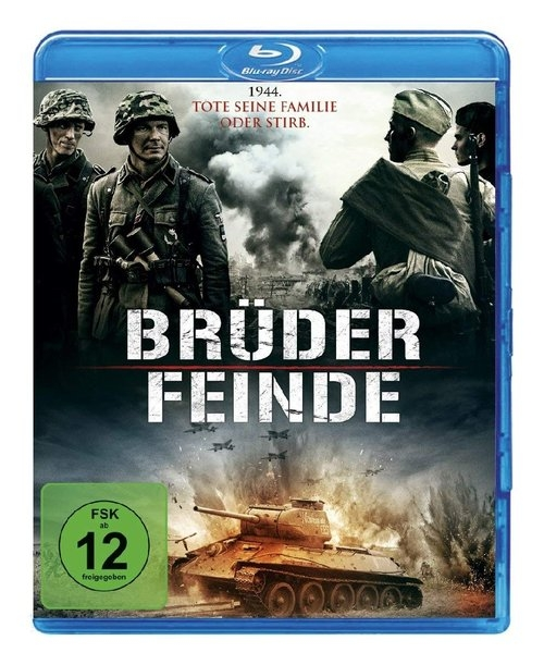 Brüder - Feinde [Blu-ray]