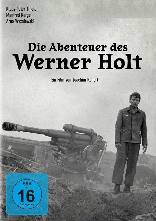Die Abenteuer des Werner Holt - DVD