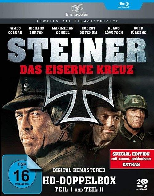 Steiner - Das Eiserne Kreuz Teil I [Blu-ray] [Special Edition]