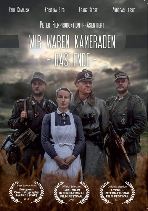 Wir waren Kameraden - Das Ende - DVD +18