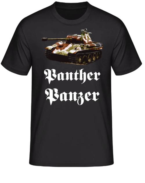 Panther Panzer T-Shirt
