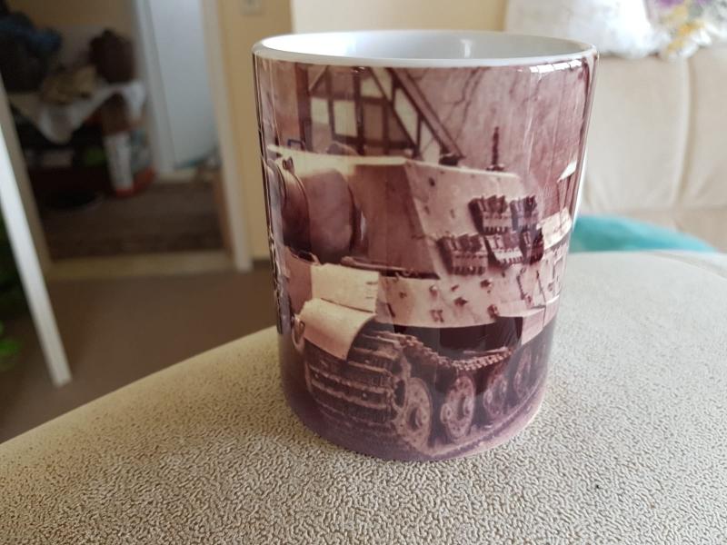 Jagdtiger - Schwere Panzerjägerabteilung 512 - Tasse