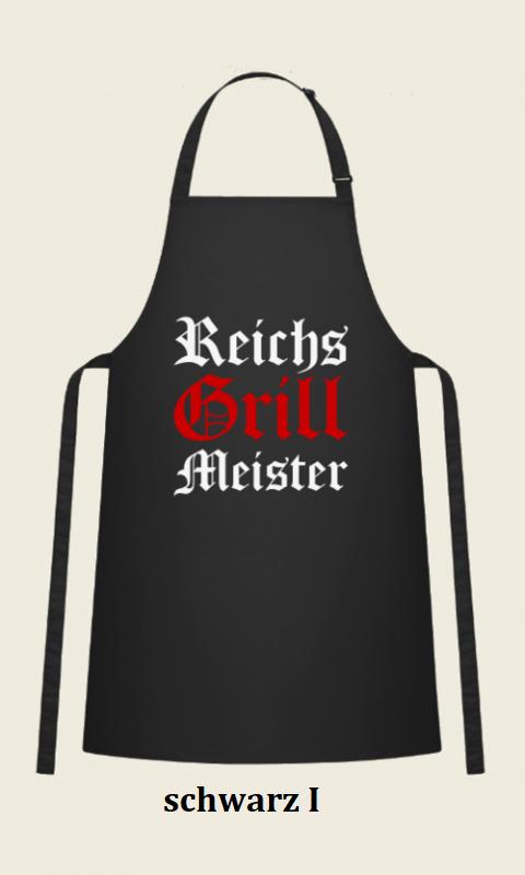 Reichsgrillmeister - Apron