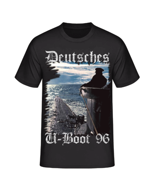 Deutsches U-Boot 96 - T-Shirt