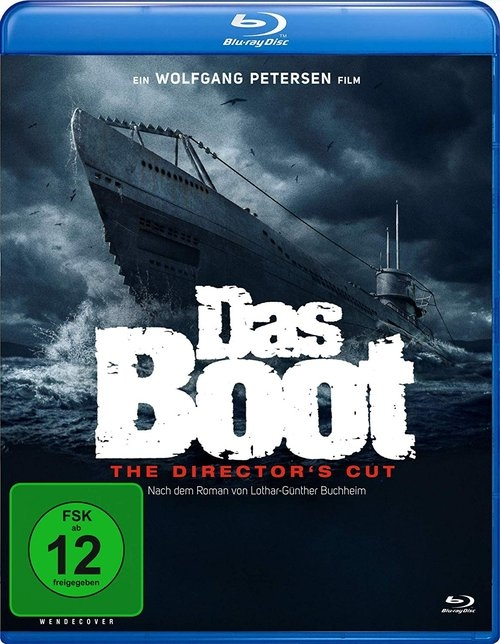 Das Boot (Das Original) Directors Cut - Blu-ray