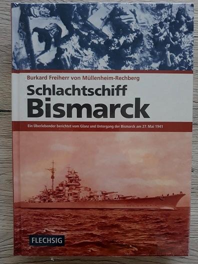Schlachtschiff Bismarck - Ein Überlebender berichtet vom Glanz und Untergang - Buch