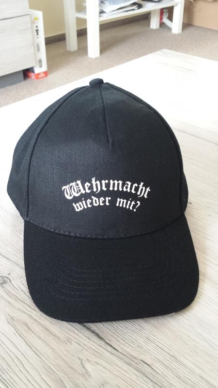 Wehrmacht wieder mit? Cap
