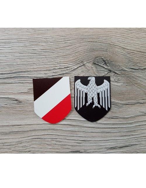 Wehrmacht Helmabzeichen für das Heer