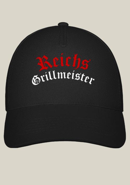 Reichsgrillmeister - Cap