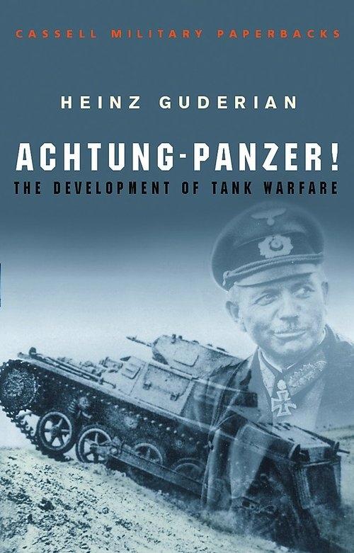 Heinz Guderian - Achtung-Panzer! (Englisch) Taschenbuch