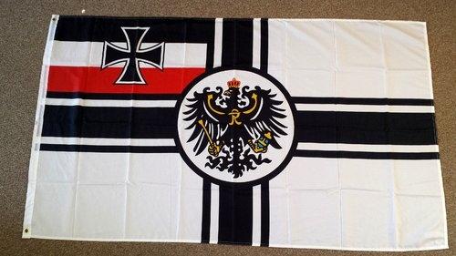 Reichskriegsflagge Fahne 45x30cm