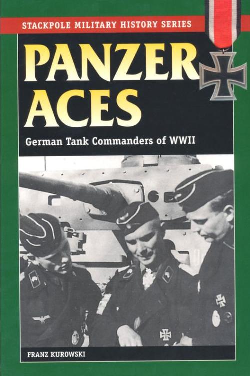 Panzer Aces: German Tank Commanders of World War II - Taschenbuch(English Version)