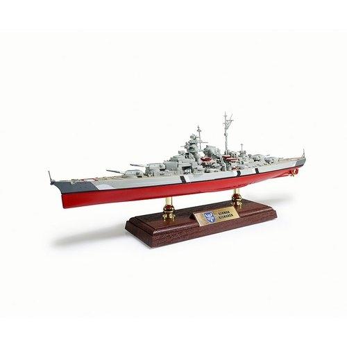 Schlachtschiff Bismarck - Standmodell - Maßstab 1:700