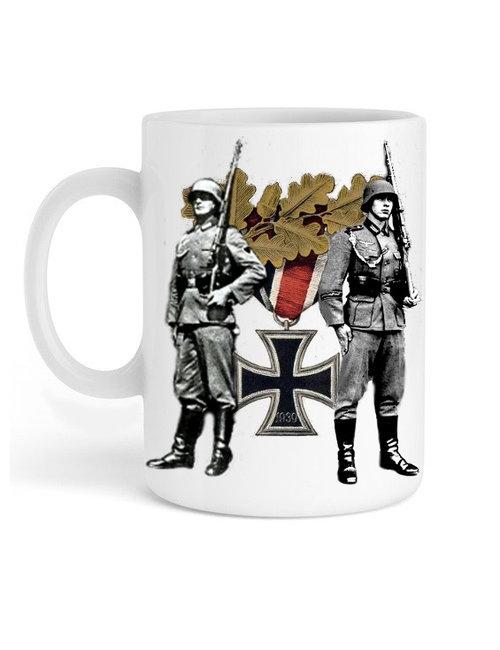 Eisernes Kreuz 2.Klasse Ehrenwache - Tasse
