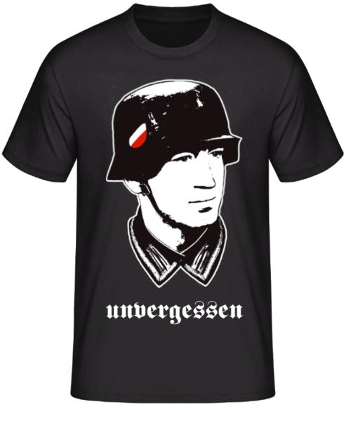 Deutscher Soldat unvergessen T-Shirt