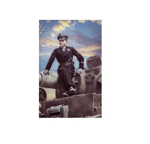 Michael Wittmann - Poster 60 x 30 cm