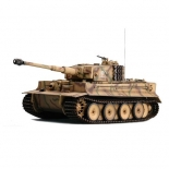 RC Tiger I 1/16 scale with INFRARED BATTLE SYSTEM IN -BEIGE- 2.4 GHz proportional control