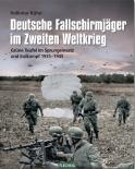 Deutsche Fallschirmjäger im Zweiten Weltkrieg - Buch