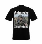 MG 42 Heimwehr Deutschland - T-Shirt II schwarz