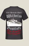 9000 Deutsche Opfer - Wilhelm Gustloff - T-Shirt
