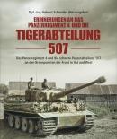 Erinnerungen an das Panzerregiment 4 und die Tigerabteilung 507 - Gebundenes Buch