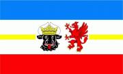 Mecklenburg-Vorpommern - Flagge/Fahne 150x90 cm