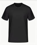 T-Shirt ohne Druck - 12 Farben zur Auswahl