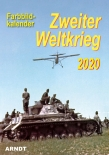 Zweiter Weltkrieg in Farbe 2020 - Kalender