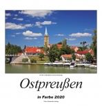 Ostpreußen in Farbe 2020 - Kalender