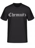 Chemnitz (Wunschtext möglich) - T-Shirt