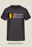 Division Wallonien - T-Shirt
