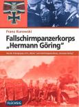Fallschirmpanzerkorps Hermann Göring - Von der Polizeigruppe z.b.V. Wecke