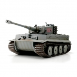 1/16 RC Tiger I grau IR
