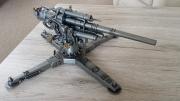 8,8 cm FlaK - 1:19 100% Metall - Modell