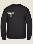 Reichsadler rechte Brust - Pullover