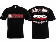 Sachsen-Anhalt Division - Treu der Fahne - T-Shirt schwarz