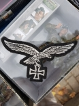 Luftwaffe Adler - Aufnäher/Patch