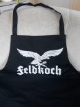 Feldkoch - Grillschürze/Kochschürze
