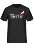 Berlin (Wunschtext möglich) WH Emblem - T-Shirt