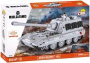 Jagdpanzer E 100, 950 Teile - Bausatz