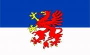 Pommern - Fahne 90x60cm