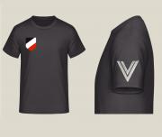 Wehrmacht Emblem, Obergefreiten Armwinkel - T-Shirt
