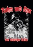 Ruhm und Ehre dem Deutschen Soldat - 10 Aufkleber